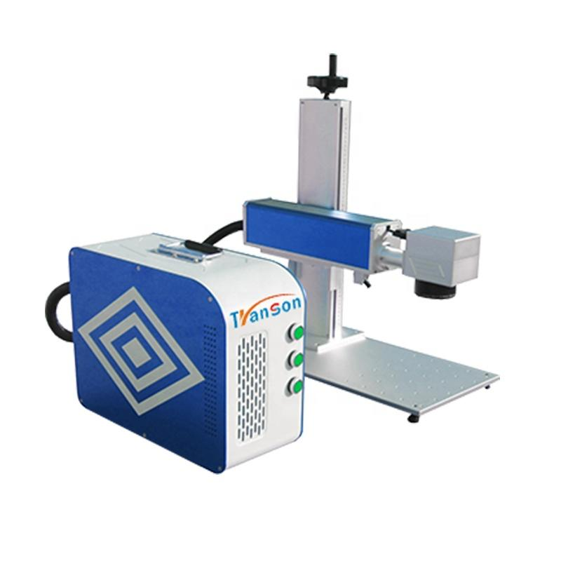 High Stability 30w USA Synrad Metal tube cnc CO2 Laser Marking Printing Machine For Leather Plastic Acrylic