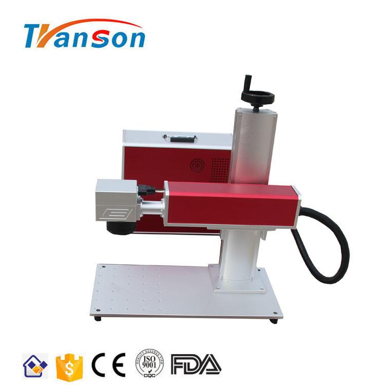 Transon 50W Fiber laser Marking Machine Mini Type with MAX Laser