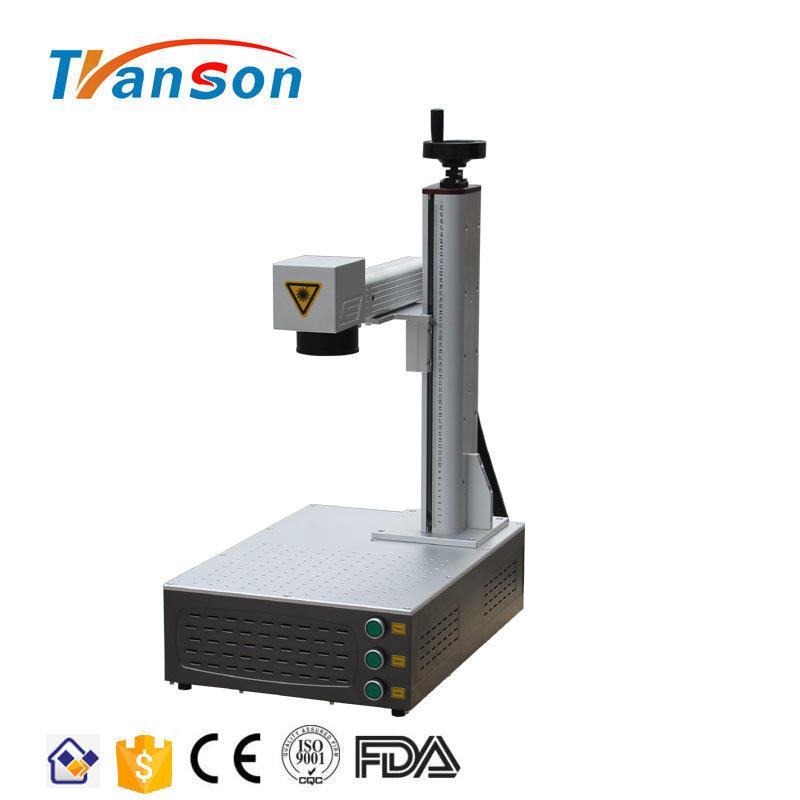 JPT 30W Glavo Mini Fiber Laser Marking Machine for Metal and Plastic