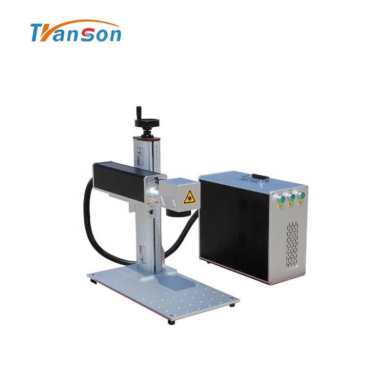 mini RAYCUS Fiber Laser 50W Marking Machine Laser Marking Machine for Metal