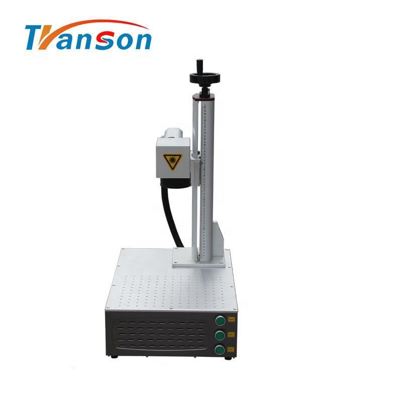 Raycus 30W fiber laser engraving marking machine mquina laser
