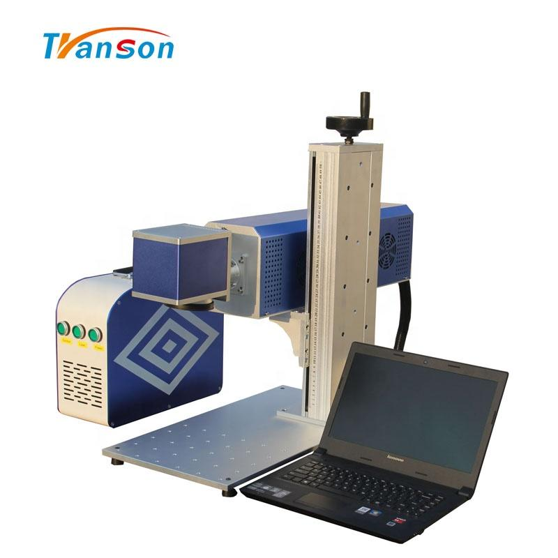 Hot sale 30w CNC Mini Co2 Laser Marking Machine for Wood Leather Engraving