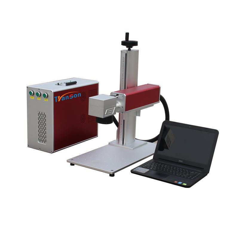 FDA cheaper 20w fiber marking machine for logo writing