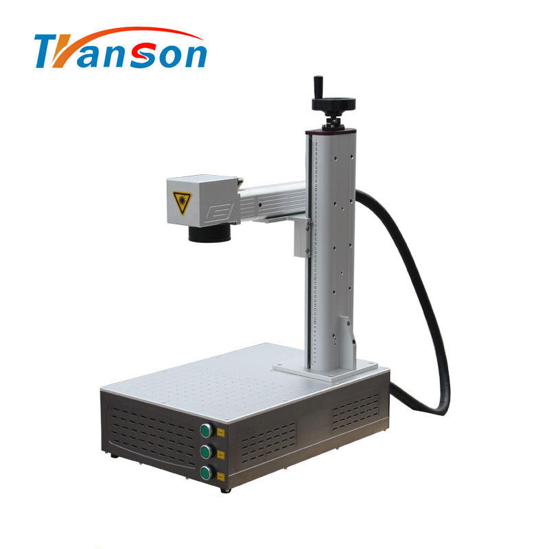 Super Mini Fiber Laser Marking Machine 20W for All Metal And Some Nonmetal