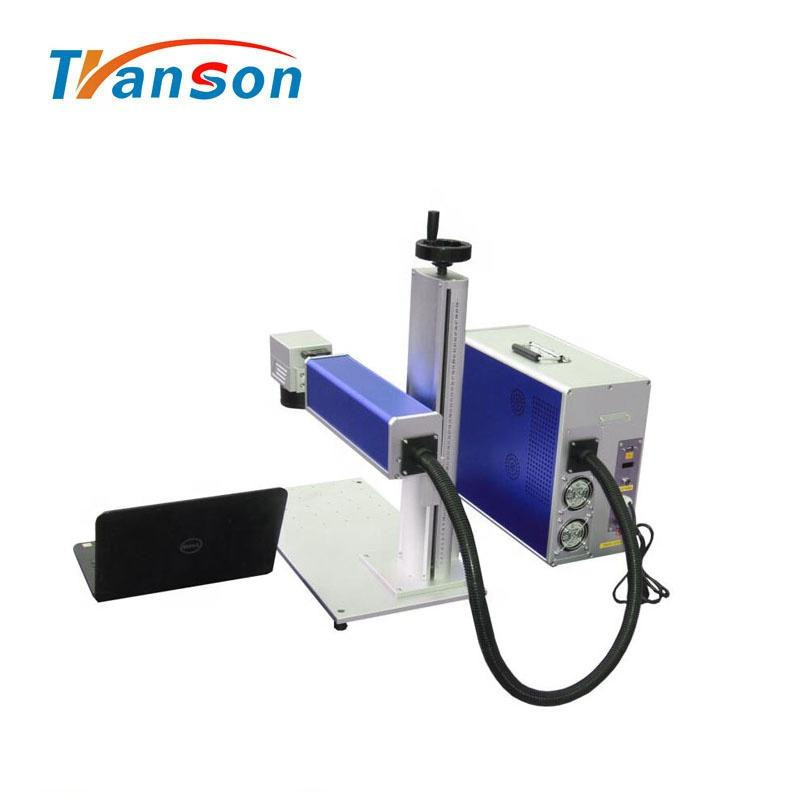 Factory Direct Sale Applicable Industries 30W Raycus Fiber Laser Marking Machine