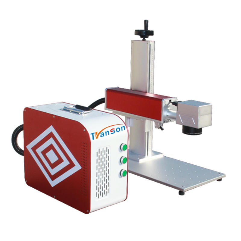 Wholesale high performance ISO 30W fiber marking machine