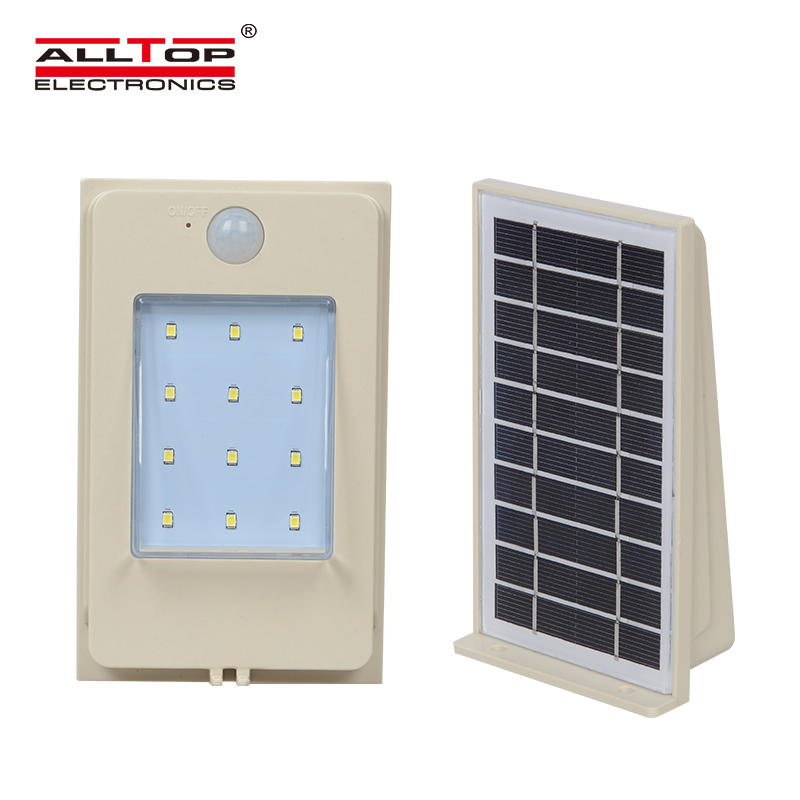 High quality adjustable waterproof outdoor wall mounted 2W led modern wall light