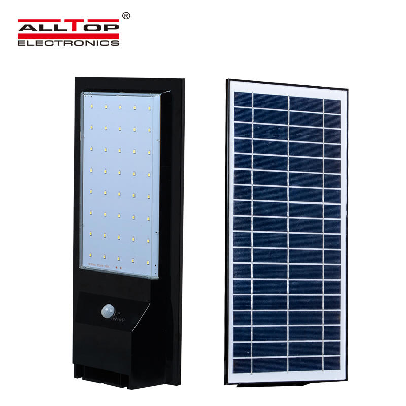 New product outdoor ip65 solar led wall light 9 14 watt