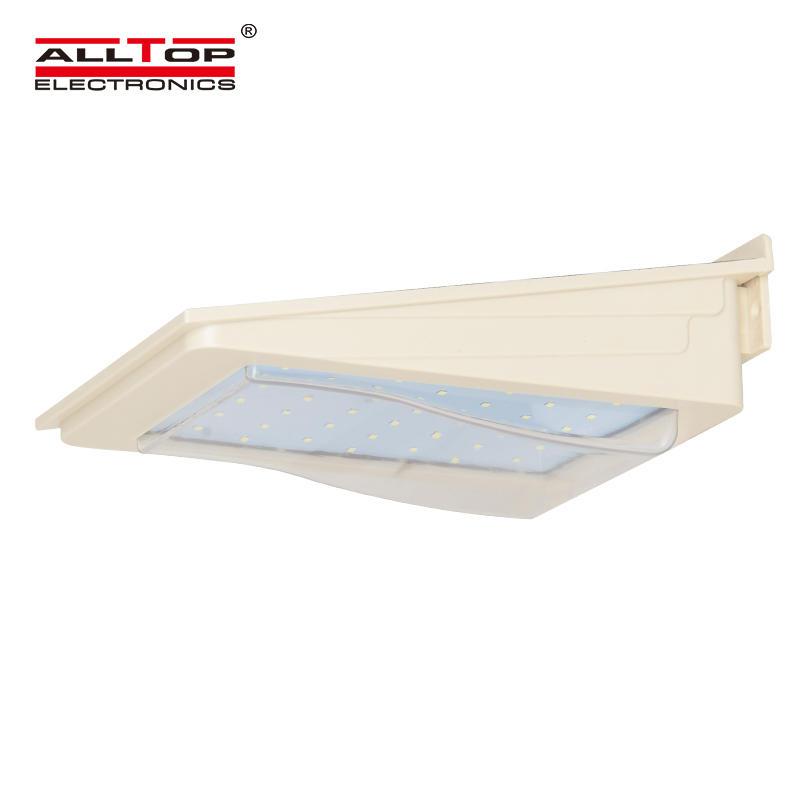 5w custom designs industrial outdoor solar led wall light