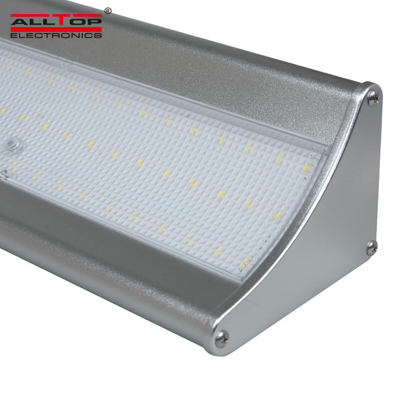 IP65 high quality waterproof 6w 8w up and down outdoor solar led wall light