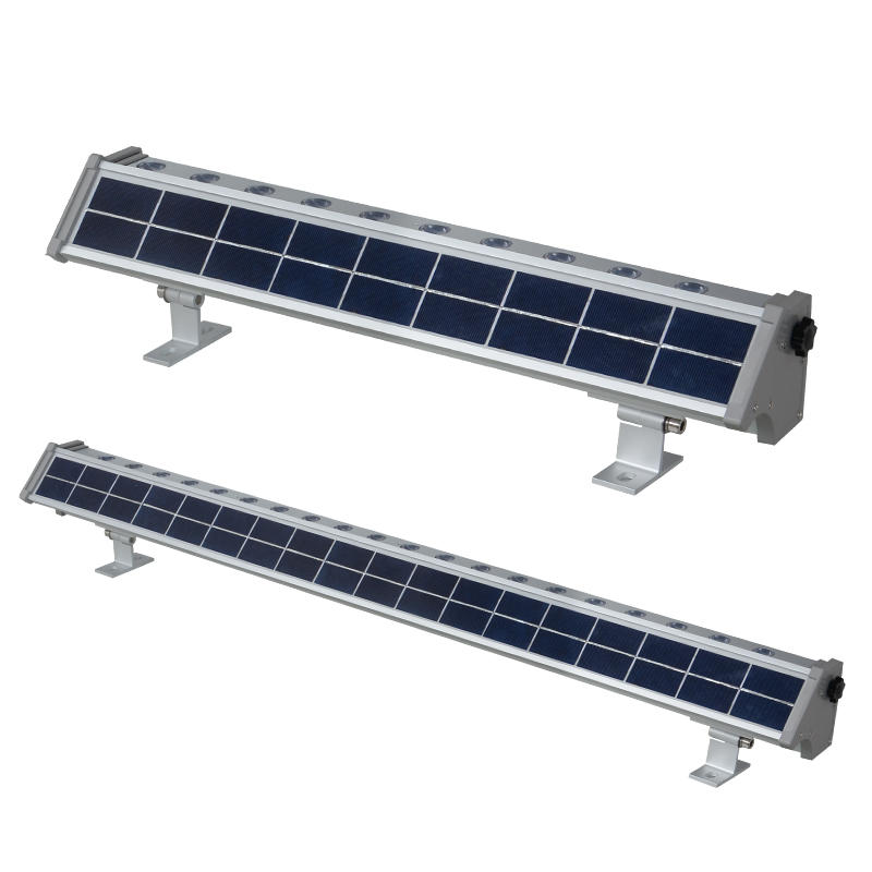 Energy saving ip65 outdoor waterproof 10w 20w solar led wall washer