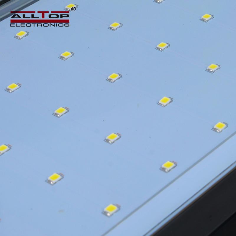 Waterproof garden ip66 9w 14w solar led modern wall light