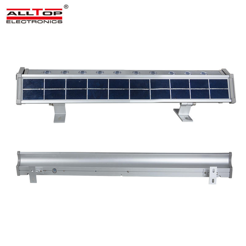High quality IP65 waterproof super bright 10w 20w solar led wall washer