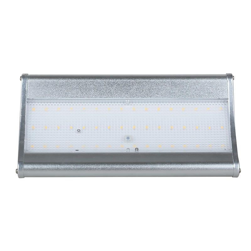 Outdoor waterproof High brightness IP65 6w 8w solar led wall light