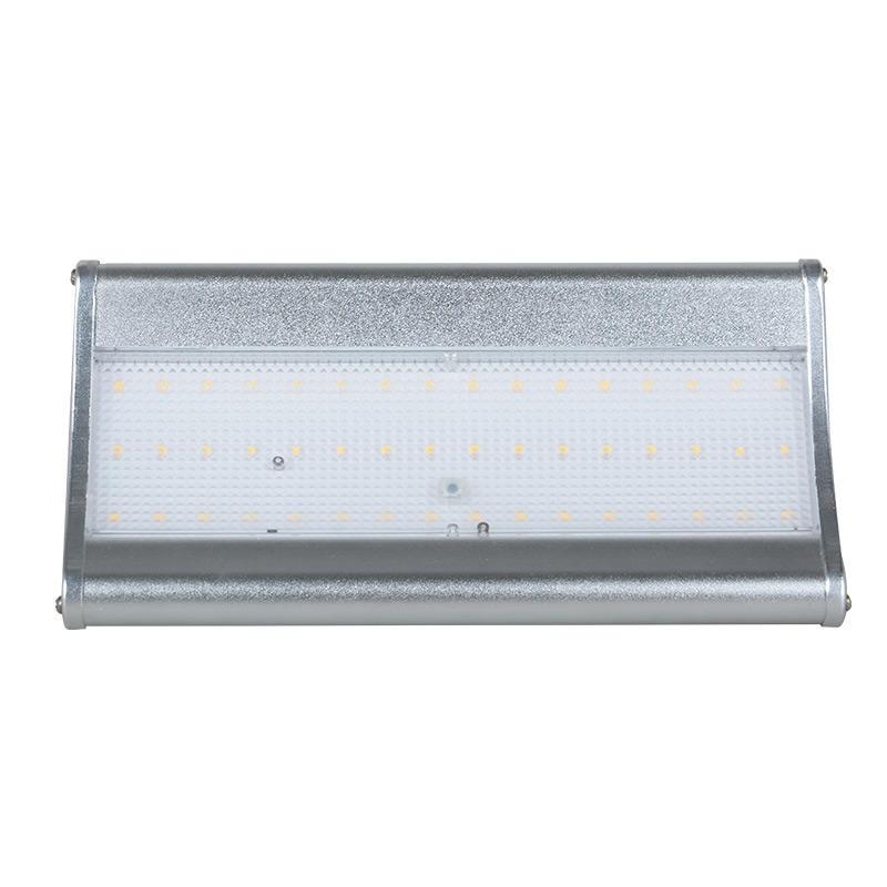 Outdoor waterproof High brightness IP65 6w 8w solar led wall light