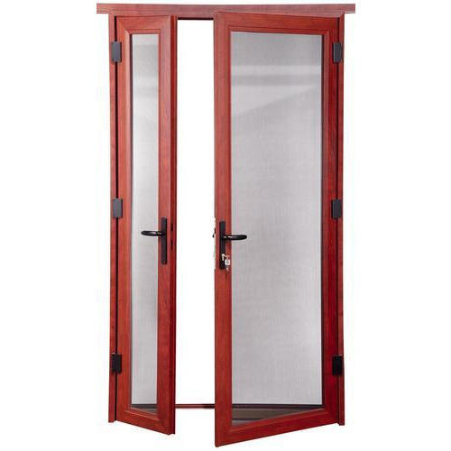 exterior position aluminium swing door commercial swing door custom