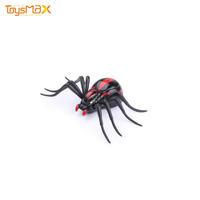 Kids Rc Car Toy High Tech Intelligent Spider Robot Infrared Black RC Spider