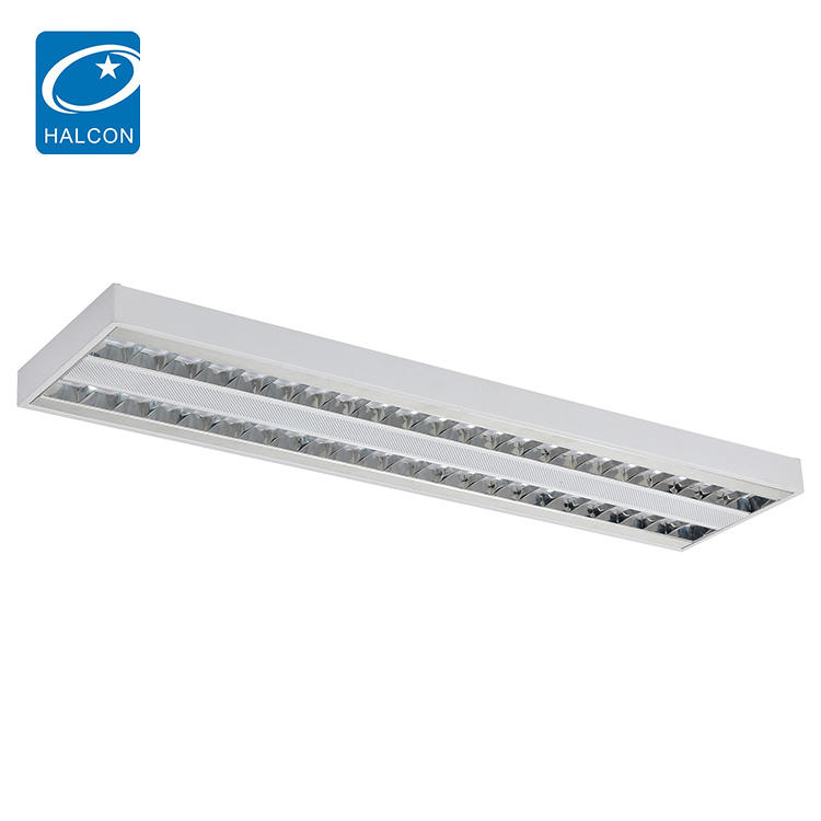New design Surface Mounted Hanging office 30w 38w 58w LED Lighting Fixture