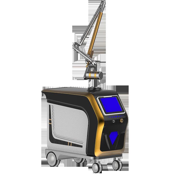 Q switch nd yag laser tattoo removal machine