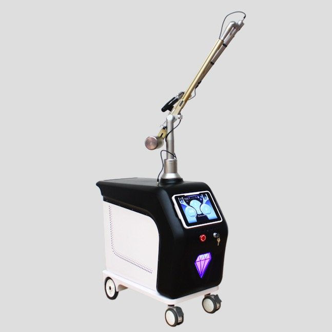 TUV CE ISO13485 APPROVAL Newest pico second laser machine tattoo removal pigment removal pico laser machine