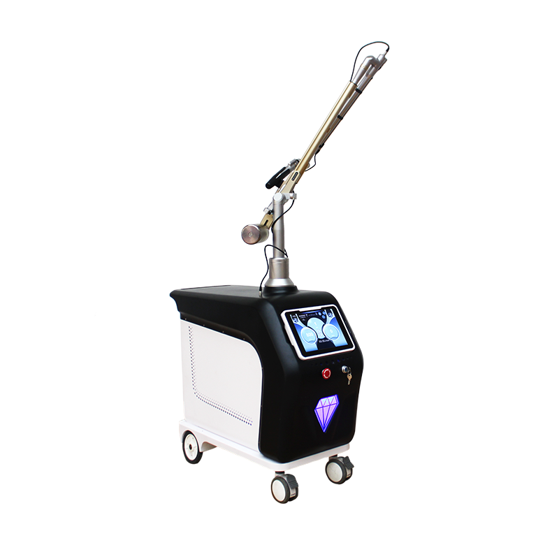 Factory supplypico laser 755 nm 532nm 1064nm pico second q switched nd yag laser tattoo removal pigment removal