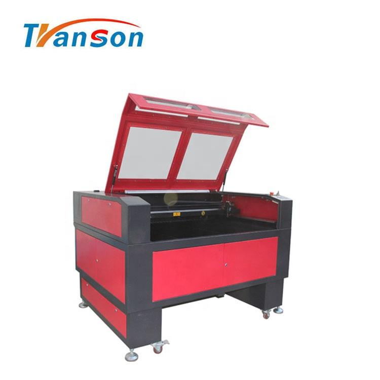 High precision TS1490 Dual Rotary Devices Laser Engraving Machine