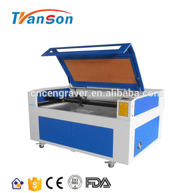 Factory Directly TN1390 100W Acrylic Plastic Wood Double Color Sheet Laser Cutting Machine