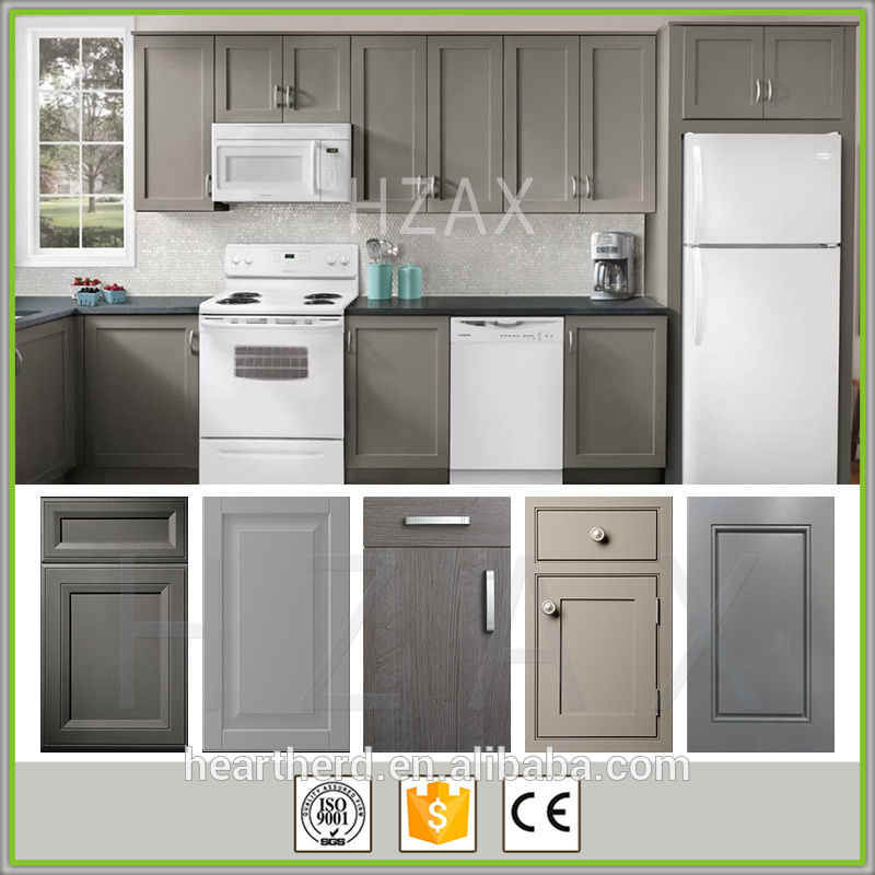 Good Quality New Model Solid Wood Kitchen Wall Hanging Cabinet