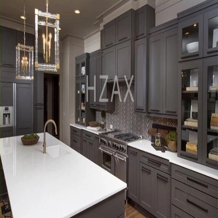 Modern Wood Kitchen Cabinet Modular Kitchen Designs For Small Kitchens
