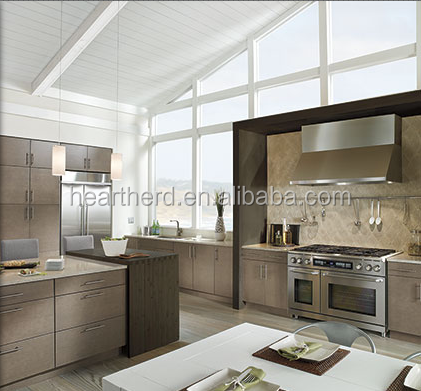 kitchen cabinet design in China