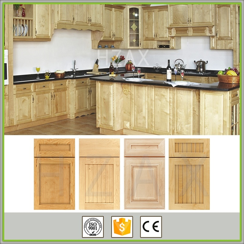 American Standard Designs Solid Wood Grain Pantry Organizer Modern Kitchen Cabinet