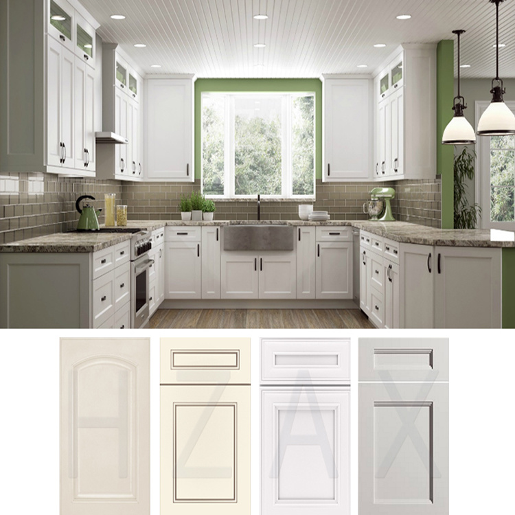 High Quality Good Price Imported Wholesale Self Assemble Wood Kitchen Cabinets
