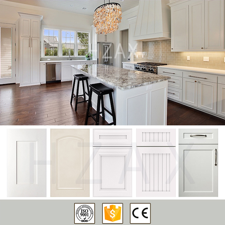 custom color solid wood utility modern furniture kitchen cabinet