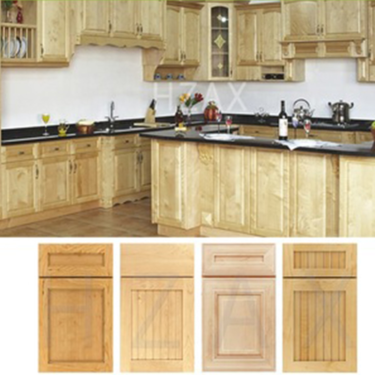 High Quality Modular Kitchen Cabinet Wood Gloss Cupboards Designs Photos Solid for Home Door & Drawer Base Cabinets Modern MDF
