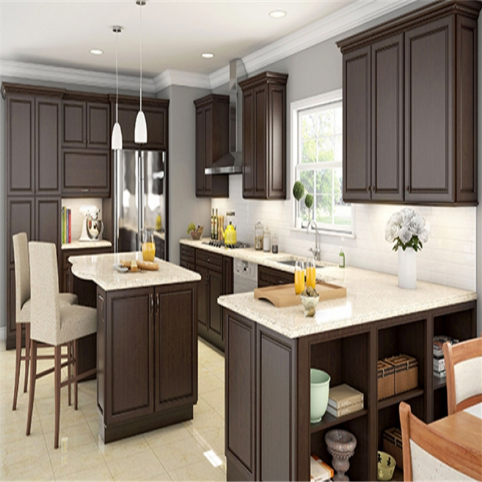 All Solid Wood High Quality Classical Rta Kitchen Cabinet Import Furniture From China