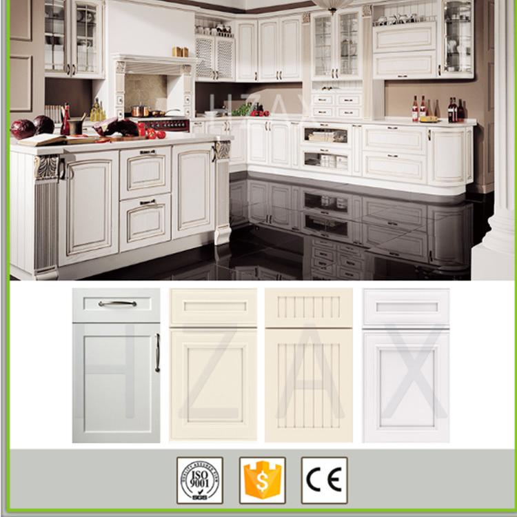 Kitchen Cabinet Self Assemble Small Wood White Solid Wood Base Cabinets Modern Graphic Design Handle & Knob Hotel Toe Kick Hinge