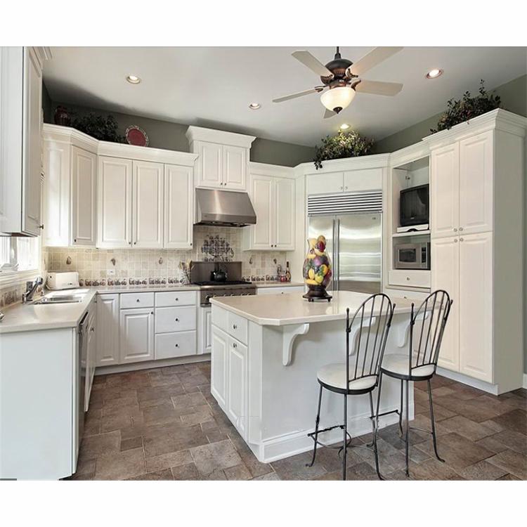American Standard SizeRTA High Quality Wooden Kitchen CabinetFurniture