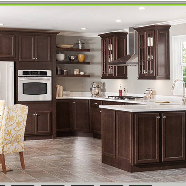 Acrylic Door Luxury Cupboards Solid Wood Maple Shaker Kitchen Storage Cabinet Design