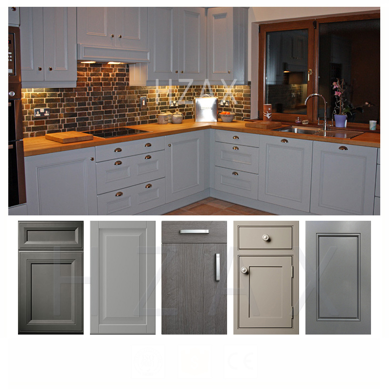 Display Modern Designs Of Wood Kitchen Hanging Cabinets For Sale