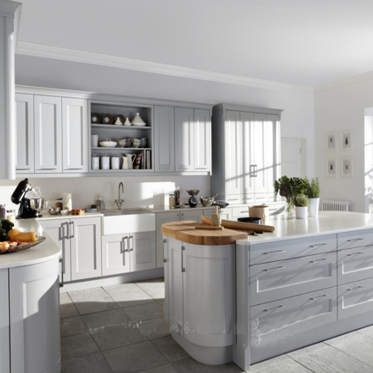 Ready Made Solid Wood Kitchen Cabinetry in Small Kitchens