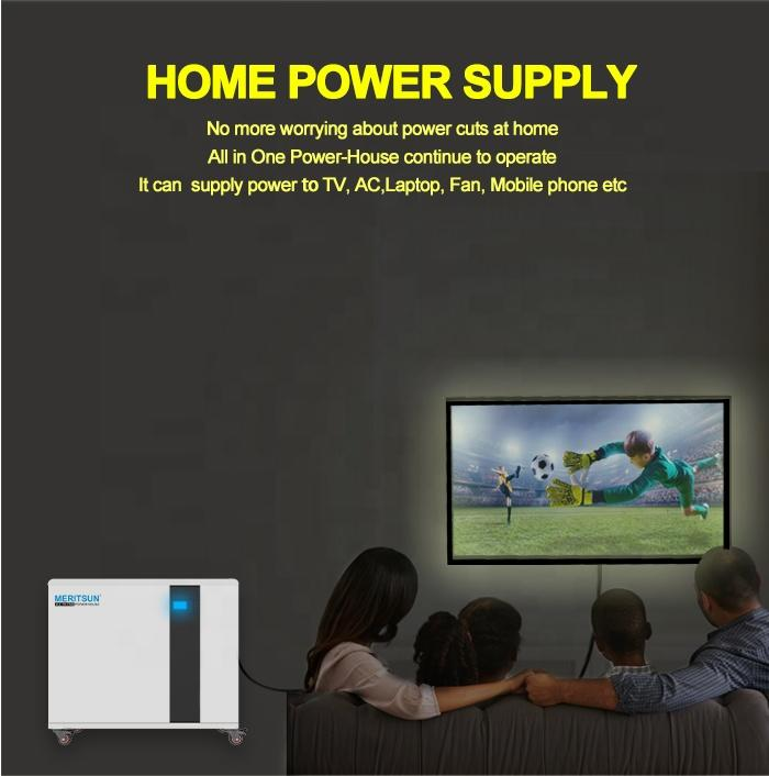 All-in-one Home Solar Power System Power Wall Toys Power Tools Home Appliances Consumer Electronics Solar Energy Storage Systems