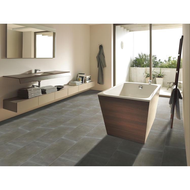 Building Materials Bathroom Ceramic Cement Floor Tiles