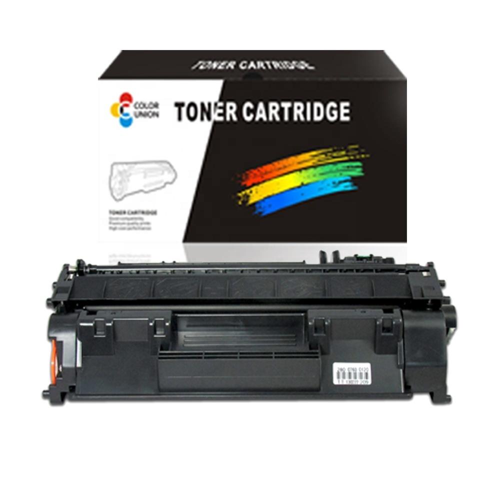 Promotion printed product CF280A cartridges toner white laser toner