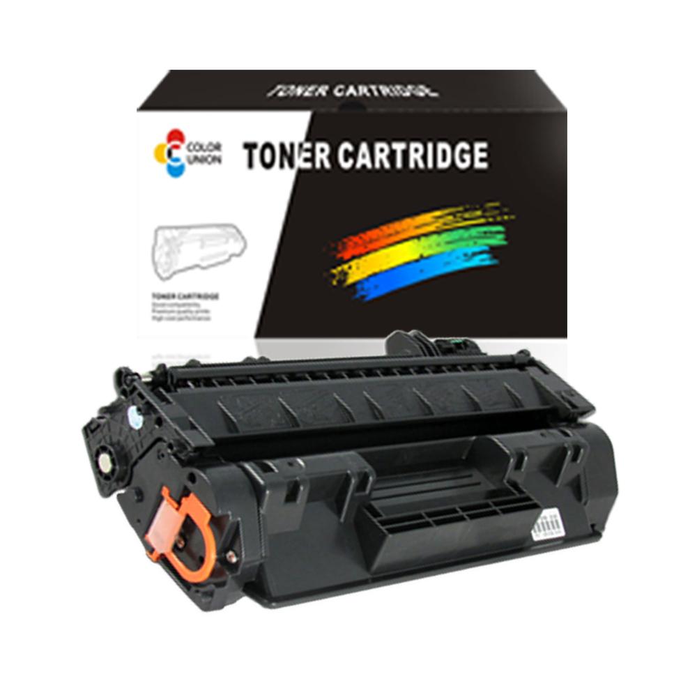 Factory price CE505A copier toner cartridge general & white toner printer