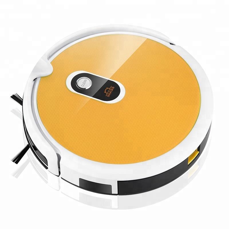 intelligent vacuum robot vacuum cleaner,brushless motor,for dry floor industrial cleaner 1690