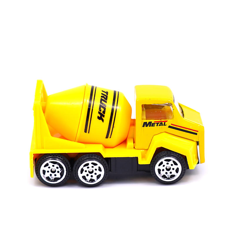 Baby Boys Toy Cars Cartoon Plastic Mini Model Car Toys for Children Christmas Gifts