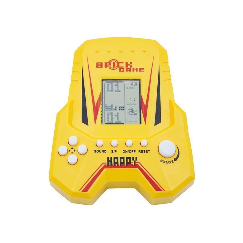 Children Classical Portable Tetris Handheld Video Game Console Built-in 23 Games Tetris Kids Gaming Controller