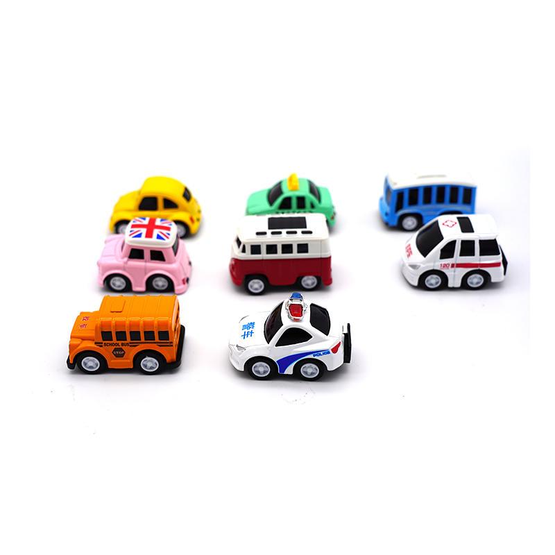 Educational Toys Babies Cartoon Toy Pull Mini Toy Car