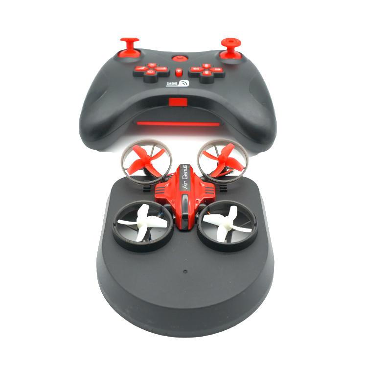3 IN 1 Multi-function 3D Flip Stunt Headless Hovercraft/ Hang Glider/ UAV Drone