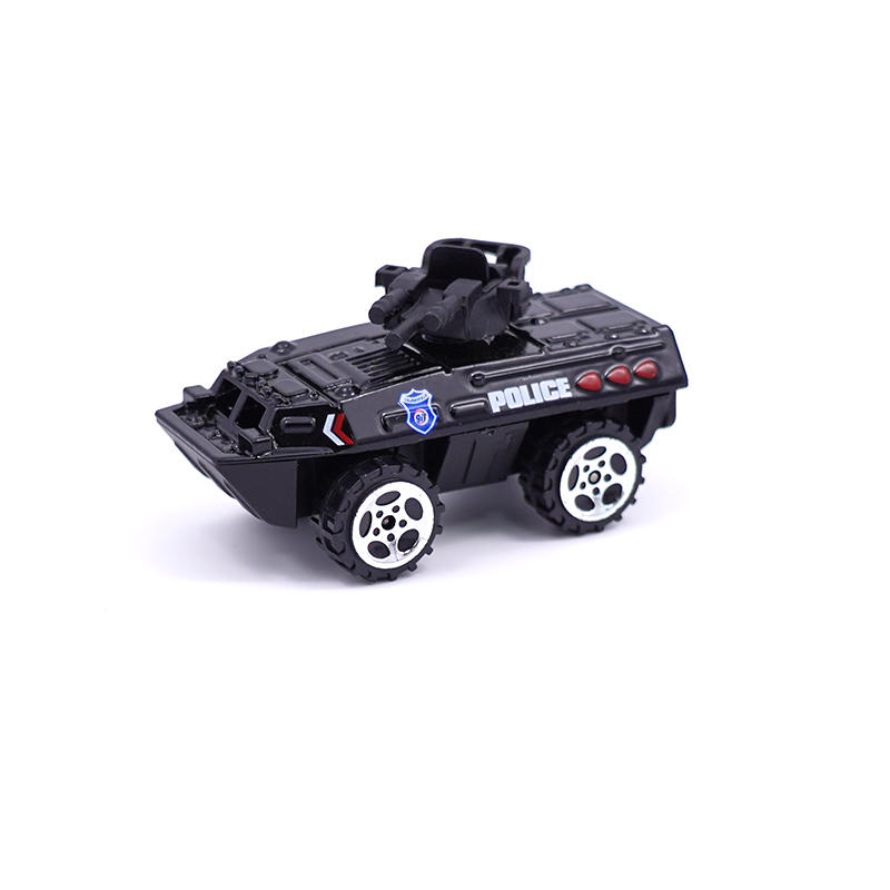 Plastic Children's Toy car Diecast Model Car Toys Collections&GiftsBlack